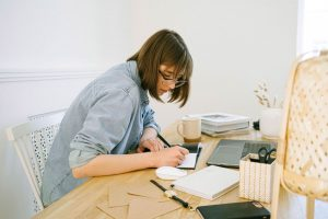 keep your home office clean